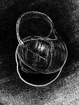 Drinka Mercep - Snail Shell No.7