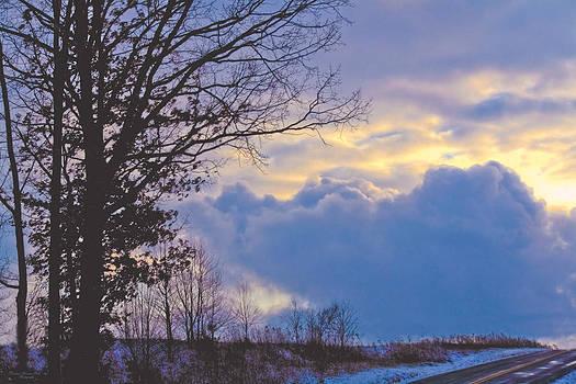 Darlene Bell - Snow Cloud