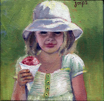 Snow Cone by Jean  Smith