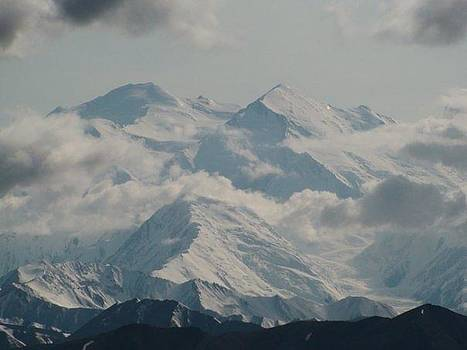Snow Mountian by Terrill Wilson