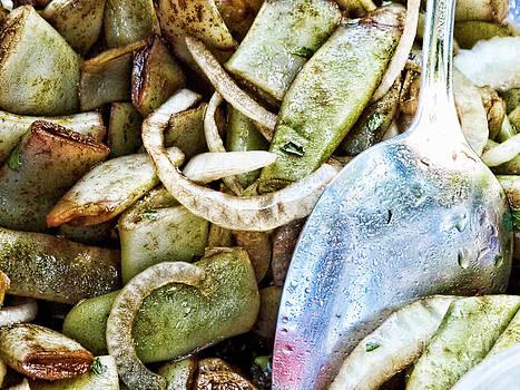 Anne Ferguson - Snow Peas Salad