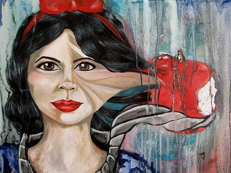 Snow White by Victoria Dietz