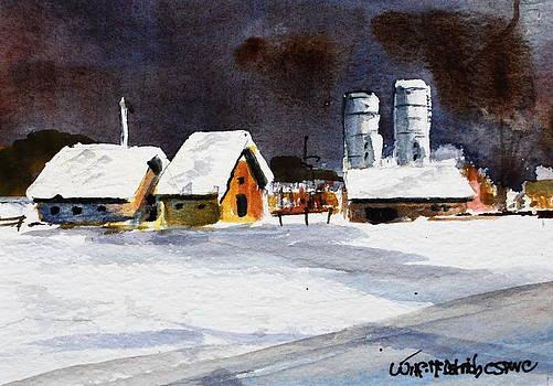 Snowbound by Wilfred McOstrich