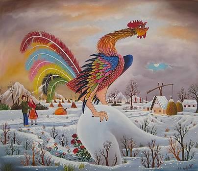 Snowdrift by Pavel Hajko