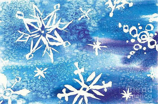 Snowflakes by Sara Alexander Munoz