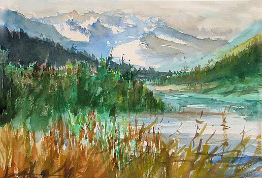 Snowy Range by Heidi Patricio-Nadon