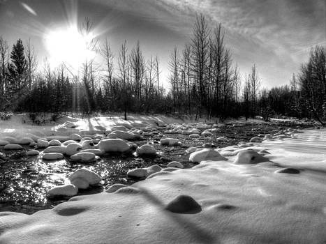 Snowy River by Roland Schulz