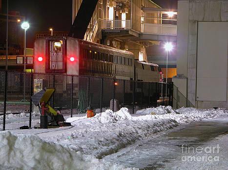 Tim Mulina - Snowy Winter Arrival 2