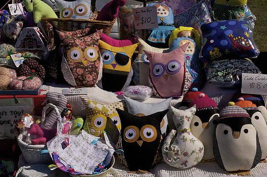So Many Eyes Looking by Michael Clarke JP