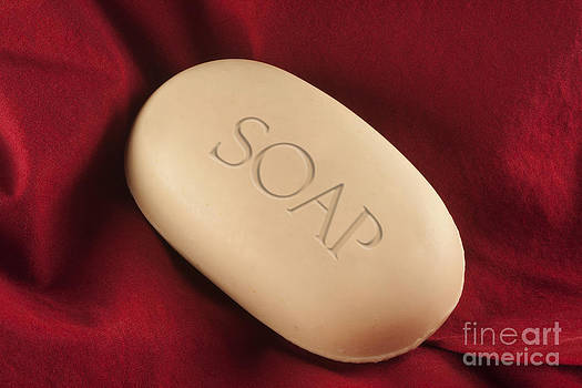 Soap bar by Blink Images