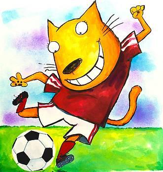 Scott Nelson - Soccer Cat