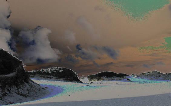 Solar Dunes by Kent Dunning