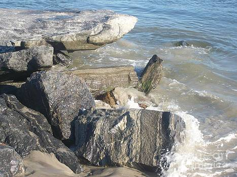 Solid Rock by Charmaine Lundy