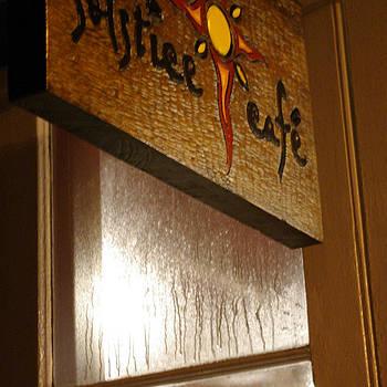 Marilyn Wilson - Solstice Cafe