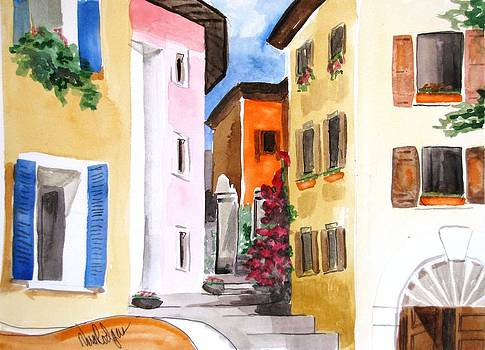 Somewhere in Italy by Vera Rodgers