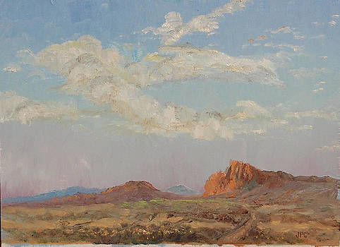 J P Childress - Somewhere in Texas
