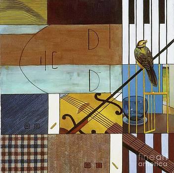 Song Bird by Yisehak Fikre-Sellassie