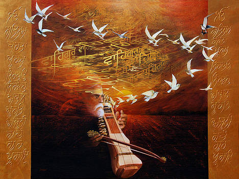 Song of the Sunset by S Jaswant