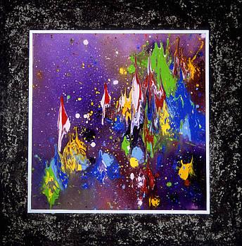 Robert Kernodle - Songs Of An Infinite Sky