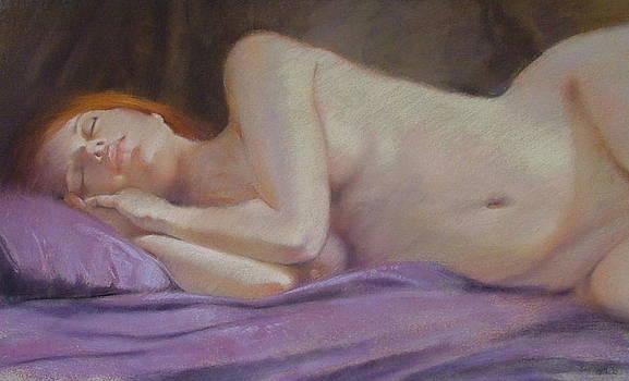 Sophie Sleeps by Pauline Adair