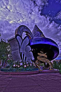 Sorcerers Hat HDR by Jason Blalock