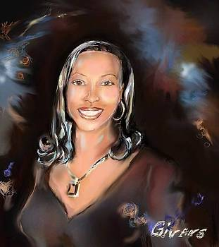 Soulful Diva/ Night by Mark Givens