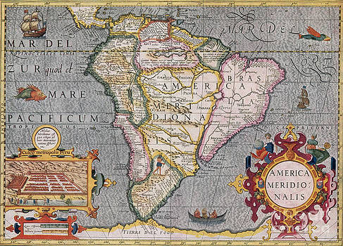 Photo Researchers - South America, 1606