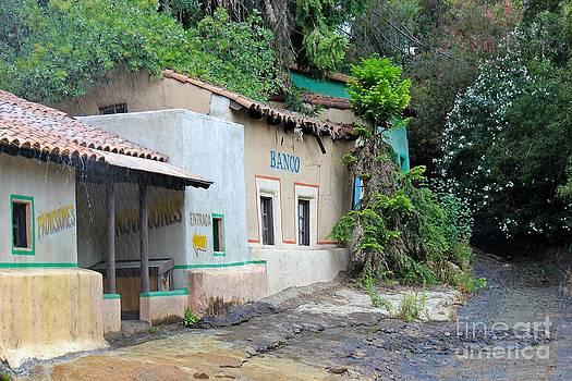 Sophie Vigneault - South American Village