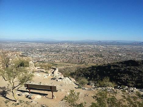 south Mount Arizona by David Stich