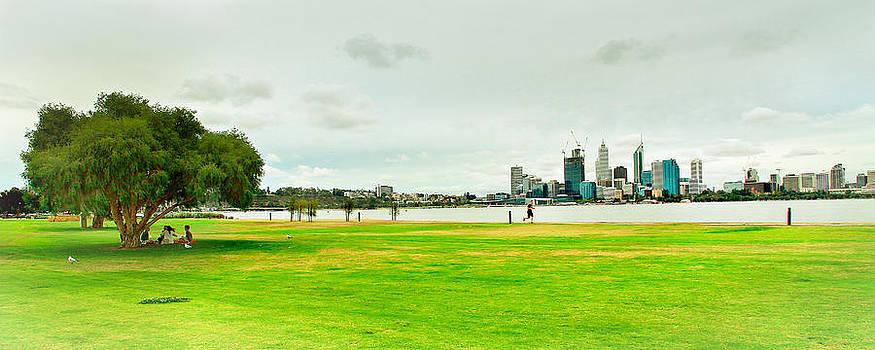 South Perth by Jimmy Chong