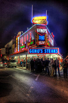 South Philly by Gerry Mann