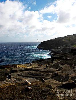 South Shore Oahu Hawaii by Ruth Kongaika