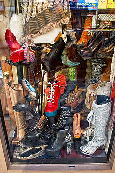 South Street Shoes by Terry Finegan