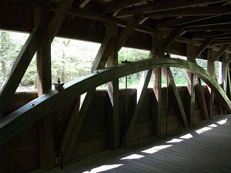 Southford Bridge by Strong Heart