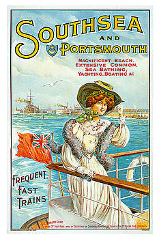 John Hutton Walker - Southsea and Portsmouth