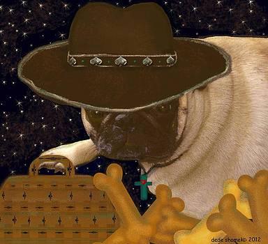Space Cowboy by Dede Shamel Davalos