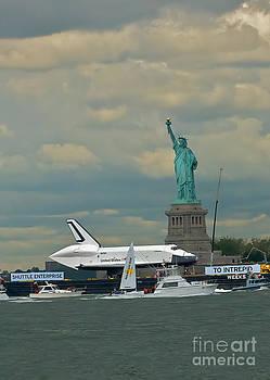 Tom Callan - Space Shuttle Enterprise 2