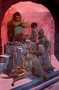 SpaceCowboy by John DiLauro