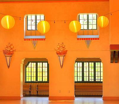 Spanish Ballroom by Carole Rockman