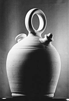 Spanish Jug by Floyd Menezes