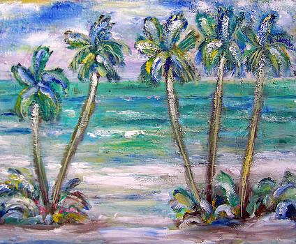 Patricia Taylor - Sparkling Beach Delight