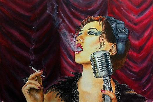 Speakeasy Blues by Don Whitson