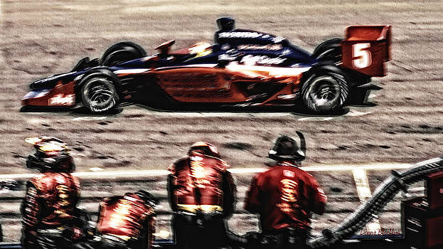 Donna Blackhall - Speedway