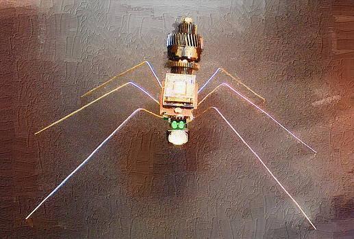 Spider #2 by Max Shkoropado