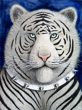 Spike The Tiger by Lance Headlee