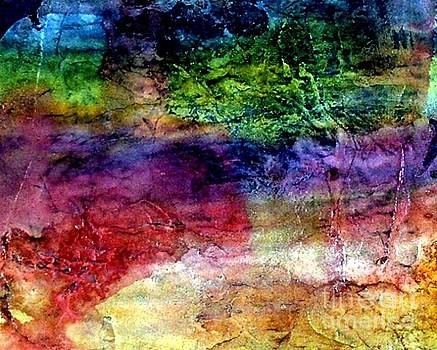Spilled Rainbows by Currie Silver