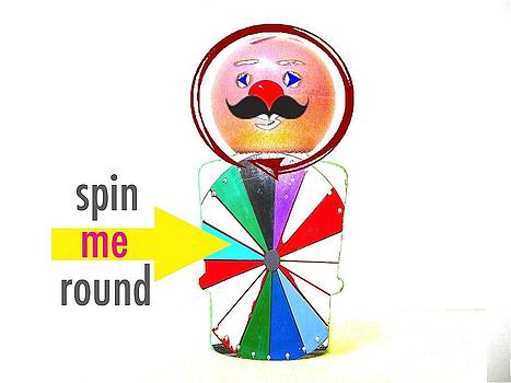 Spin Me Round by Ricky Sencion