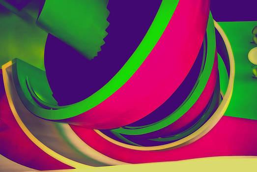 Spin by Peter Benkmann