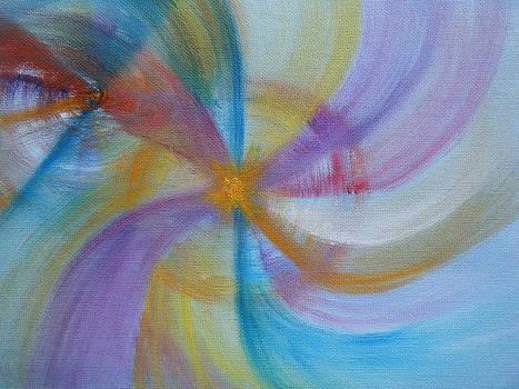 Spinning Rainbows by Nancy L Jolicoeur