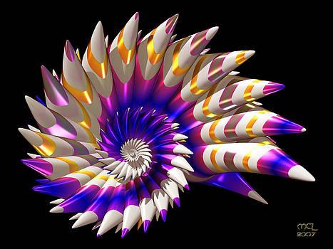 Manny Lorenzo - Spiral Candy Shell